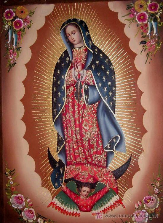 La Virgen De Guadalupe Mexico
